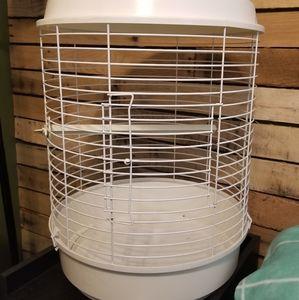 Circular Wire Bird Cage